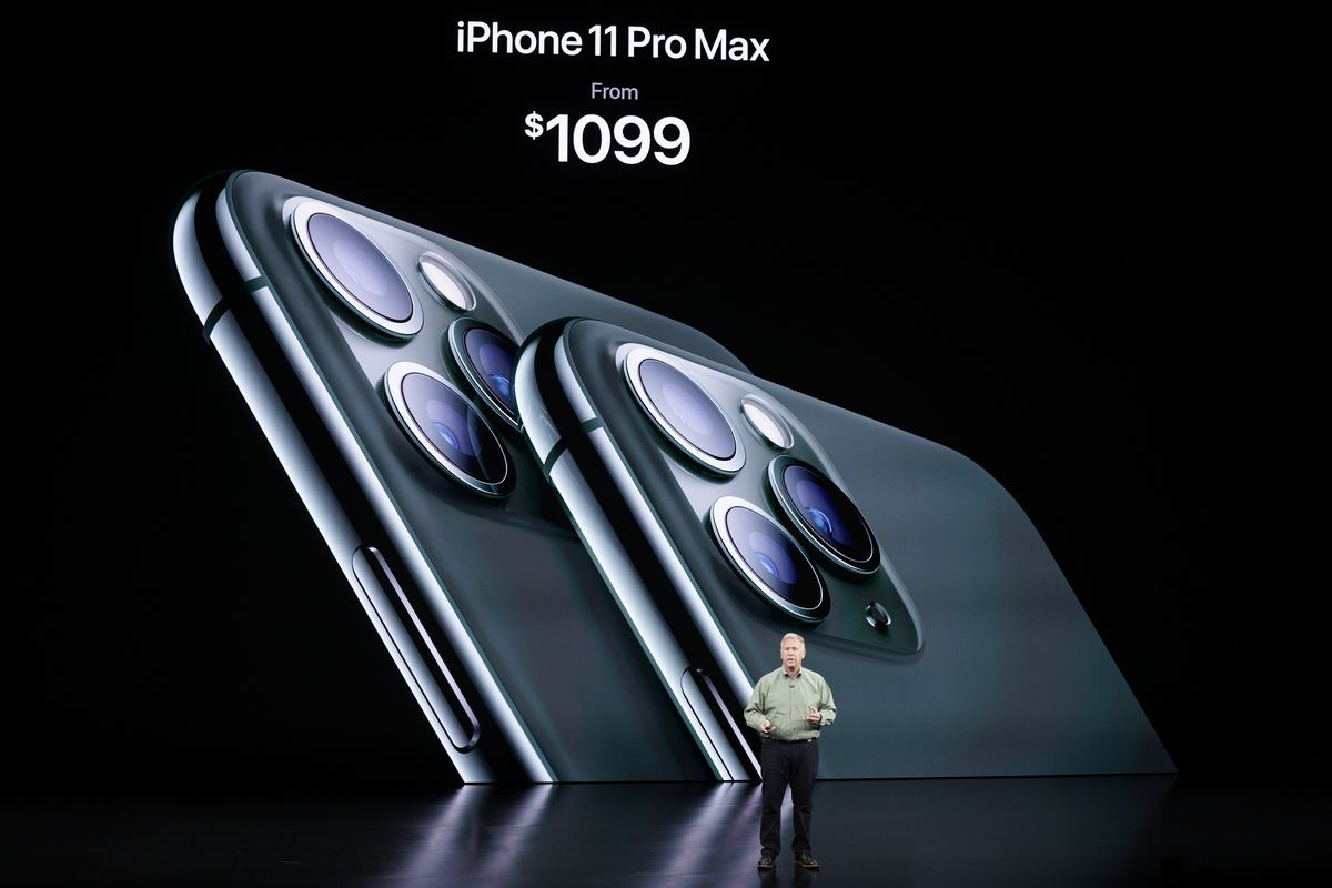 iPhone 11 is out. Apple Stores across the world see serious lines