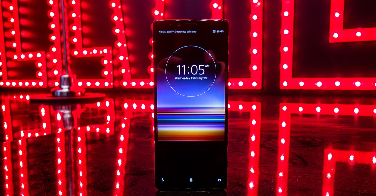 Sony's 0 1000X M3 headphones are free when you preorder the 0 Xperia 1