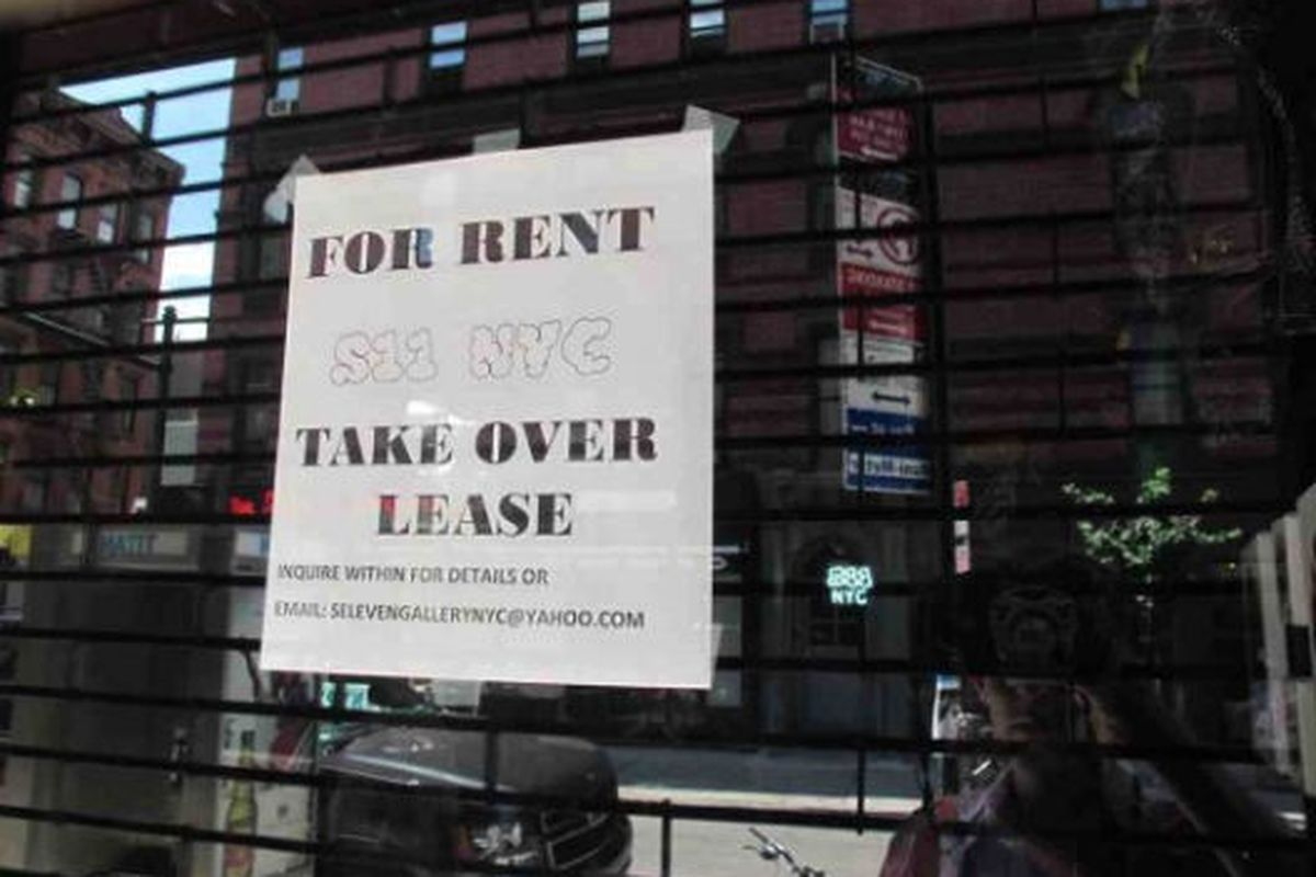 """Image via <a href=""""http://www.boweryboogie.com/2011/07/seleven-is-shuttering-its-shop-at-145-orchard/"""">Bowery Boogie</a>"""