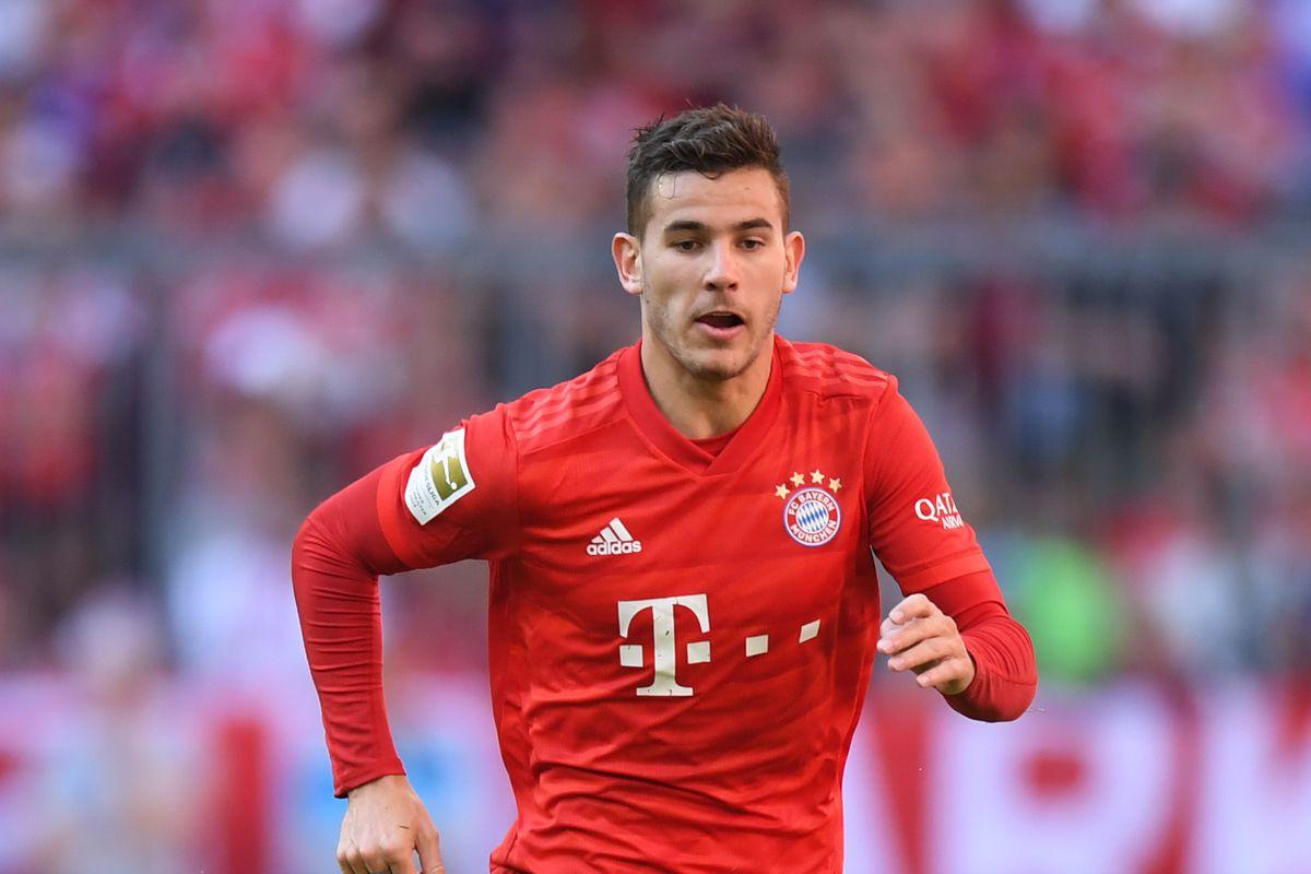 Lucas Hernandez Bayern