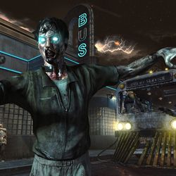 Zombies mode in <em>Call of Duty: Black Ops 2</em>.