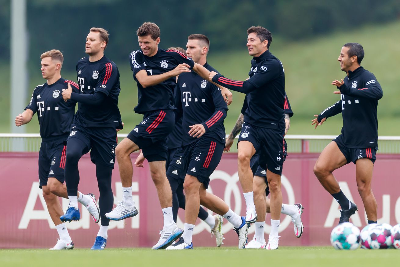 Bayern Munich?s team council personally urged club officials to add roster depth