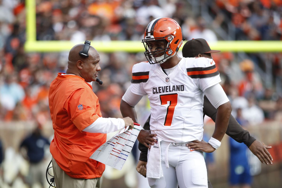 Image result for DeShone Kizer browns