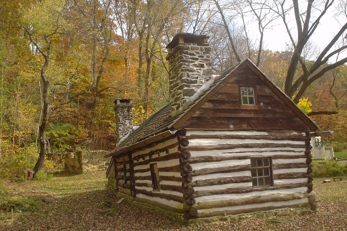 Here S The Oldest Building In Pennsylvania Built Around