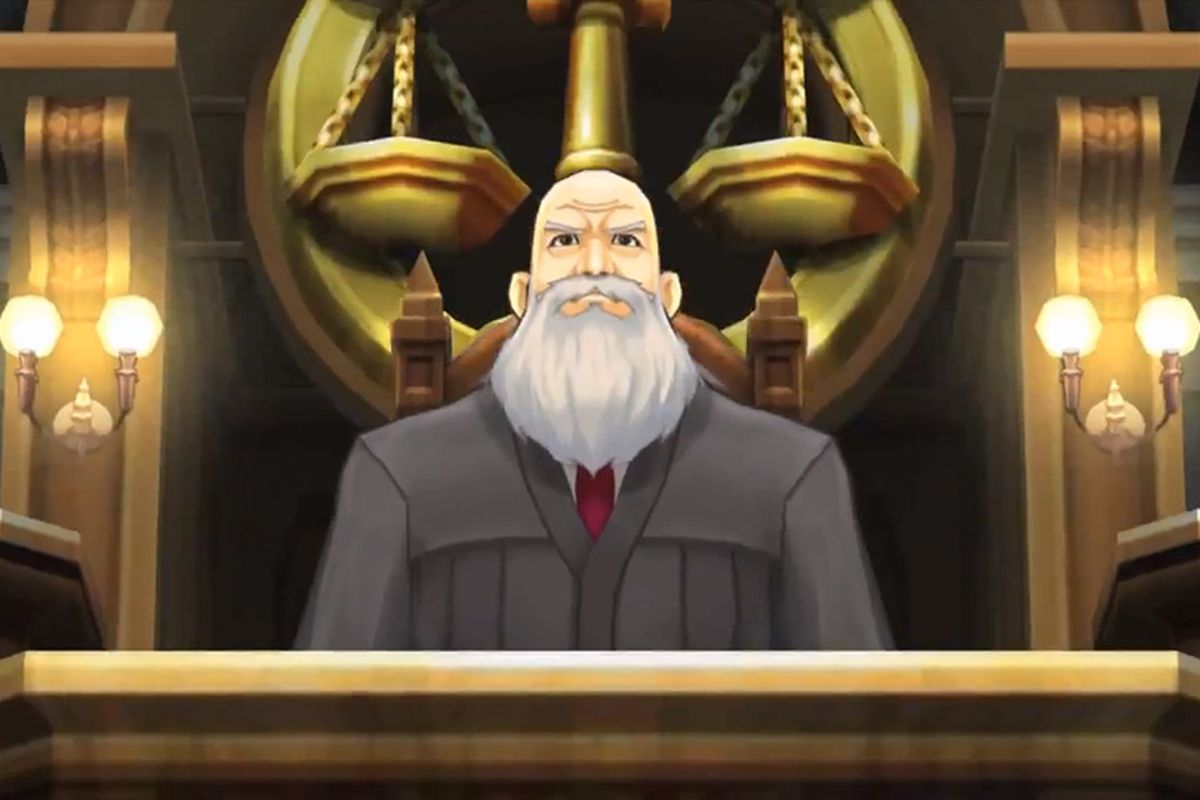 Ace Attorney 5 TGS trailer