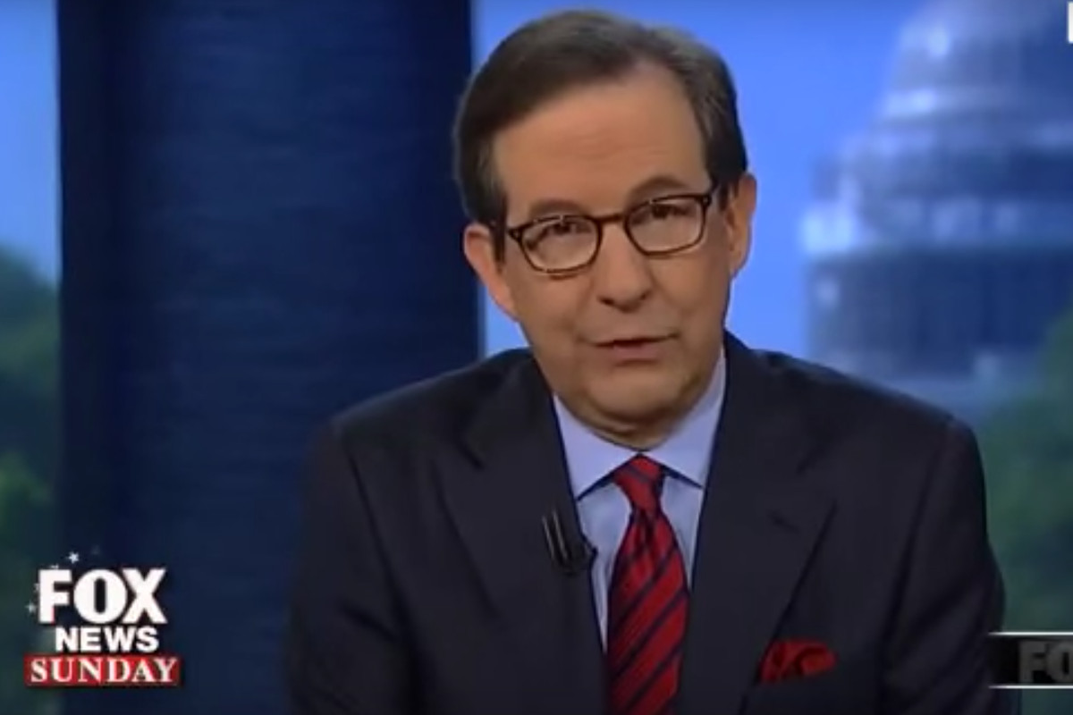 Chris Wallace will moderate the third presidential debate