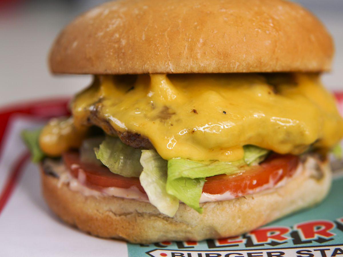 P. Terry's burger