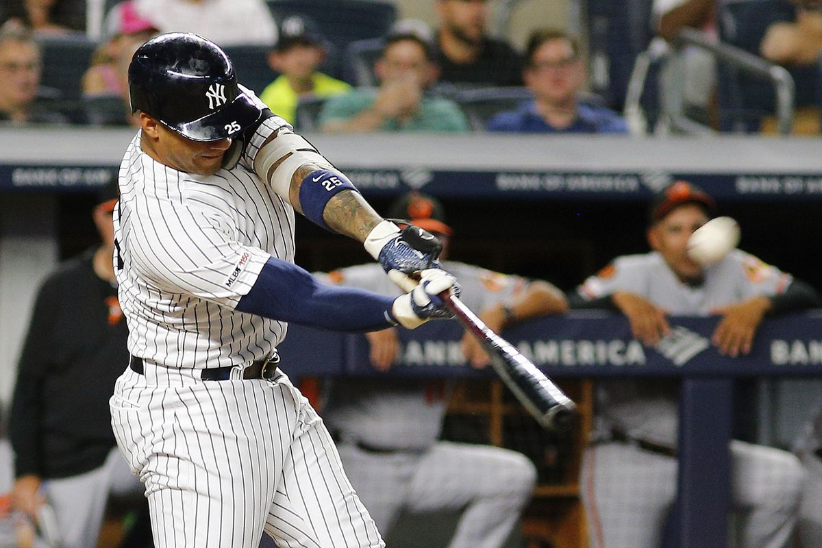 MLB: Game Two-Baltimore Orioles at New York Yankees