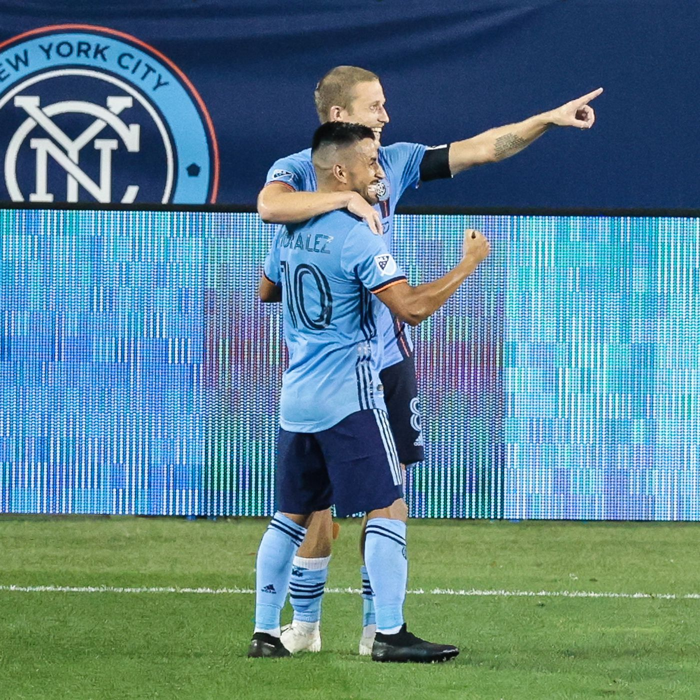 Nycfc Announces Phase 2 Of Mls Schedule Hudson River Blue