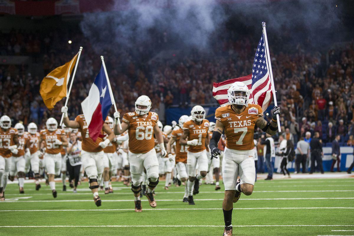 NCAA Football: Alamo Bowl-Utah vs Texas