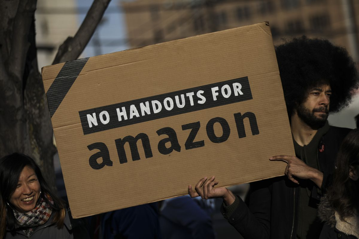 Amazon's grave HQ2 mistake: The political landscape changed but the company's playbook didn't