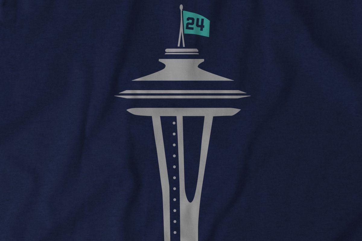 new arrival 6a11b e25bd Buy it: The Ken Griffey Jr. Hall of Fame t-shirt - Field Gulls