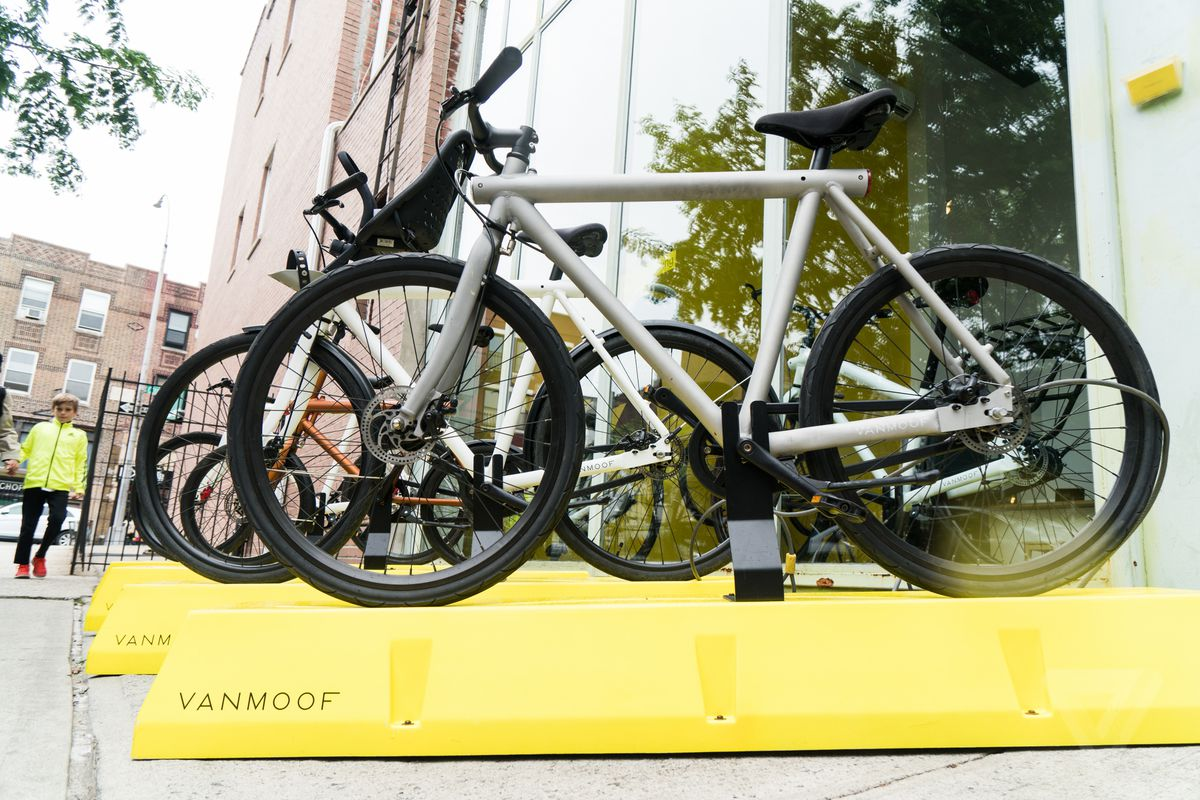 VanMoof's new bike-hunting team is chasing down stolen bikes