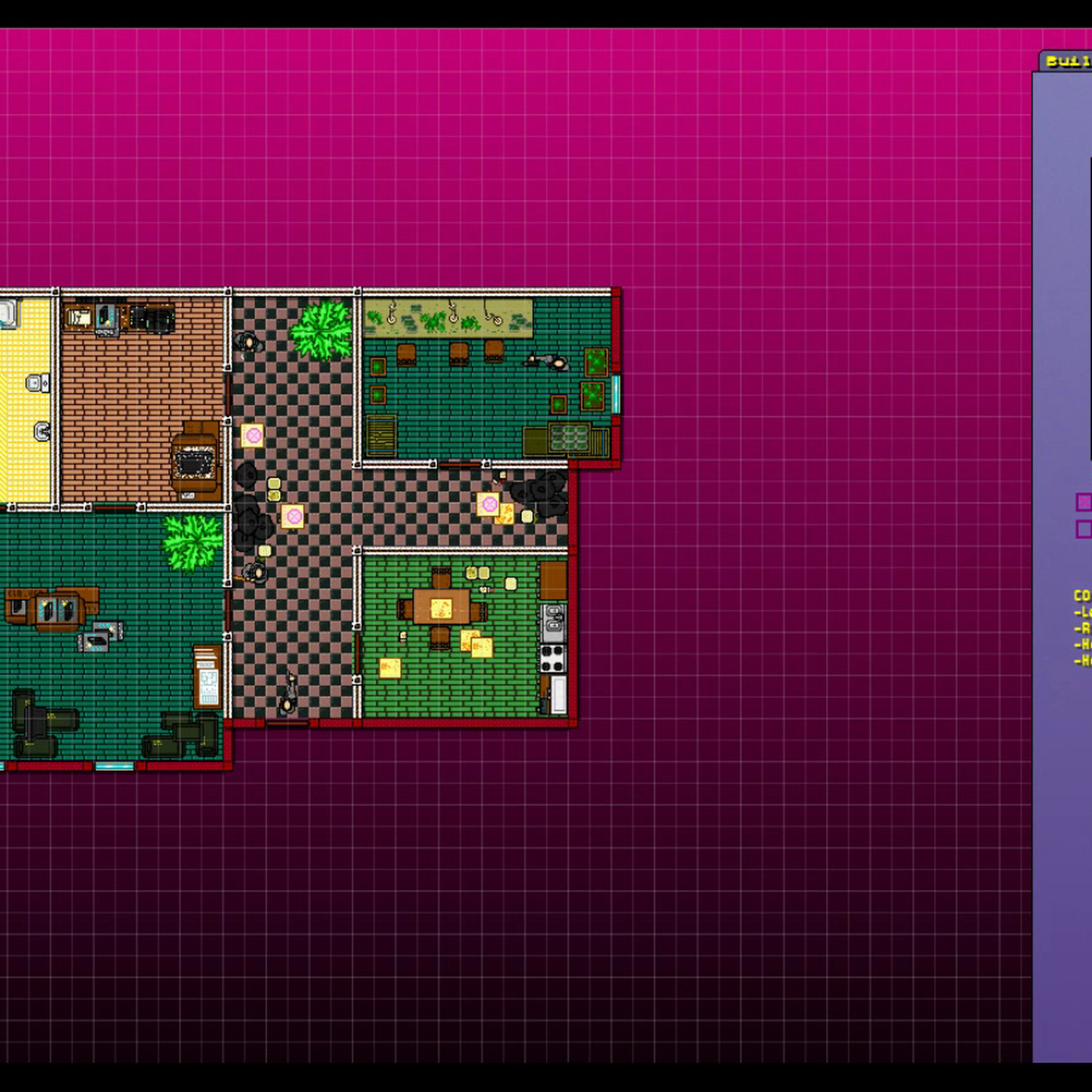 Hotline Miami 2's level editor will let players create and share