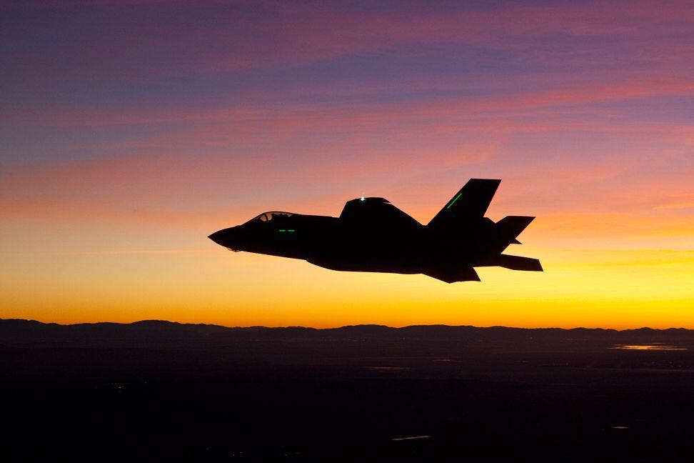 F-35 night