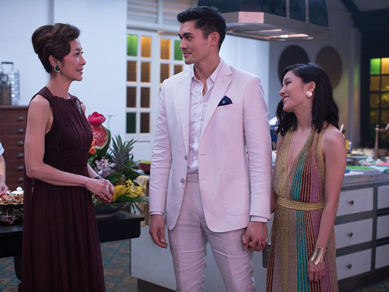 Henry Golding in Crazy Rich Asians.