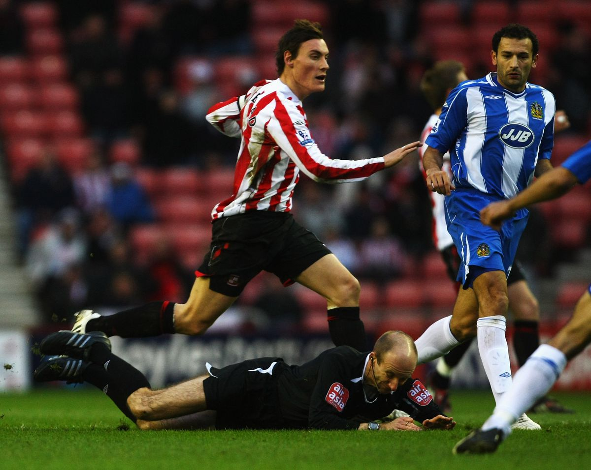 Sunderland v Wigan Athletic - FA Cup 3rd Round