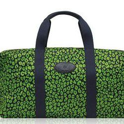 "<a href=""http://www.mulberry.com/#/storefront/c6205/6977/moreviews/""> Mulberry Fold Up Clipper duffle bag</a>, $420 mulberry.com"