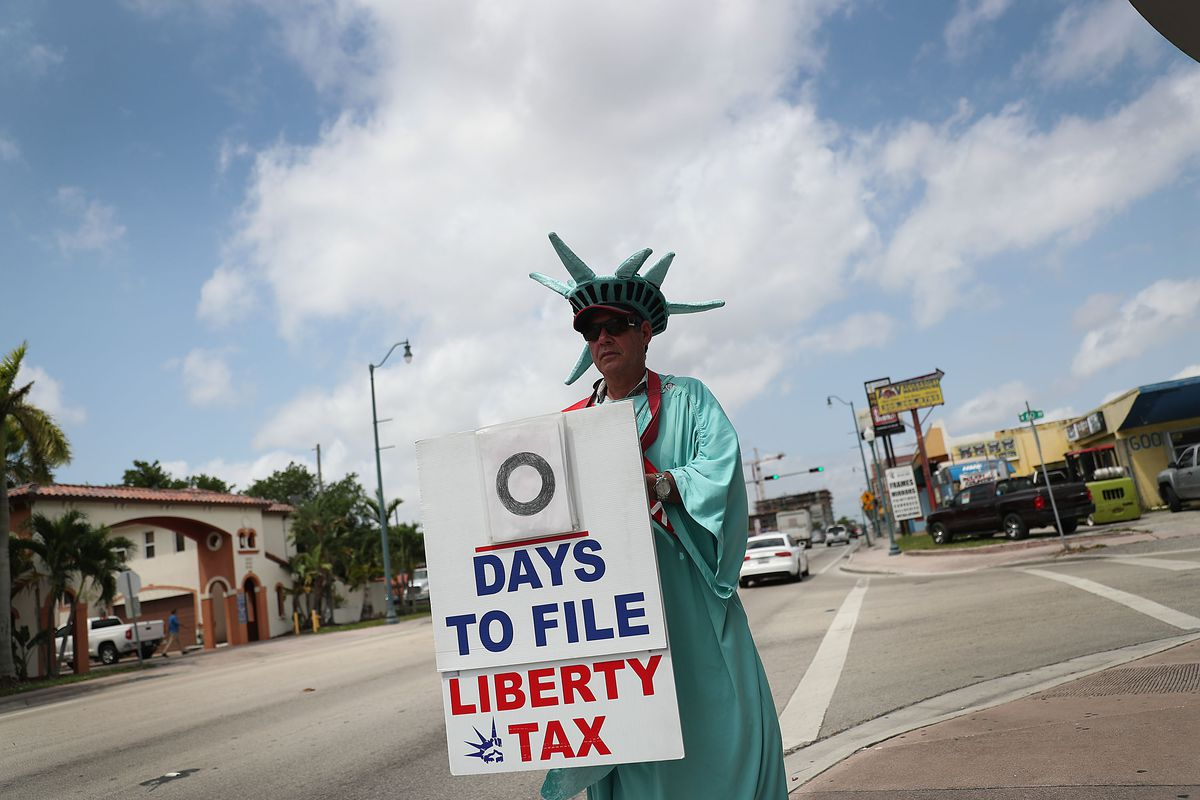 Tax day 2019: millions are cheating on their taxes, but few