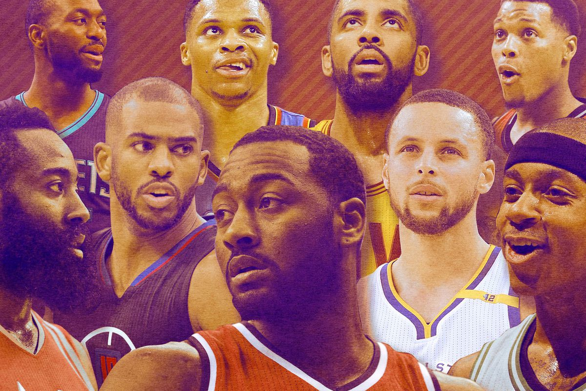 b5953247ac57 Grading the Best Point Guards in the NBA - The Ringer