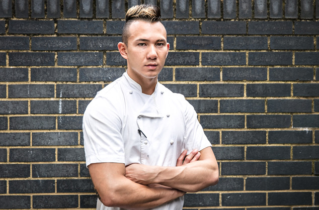 Angelo Sato, who will open Yatai at Market Halls West End