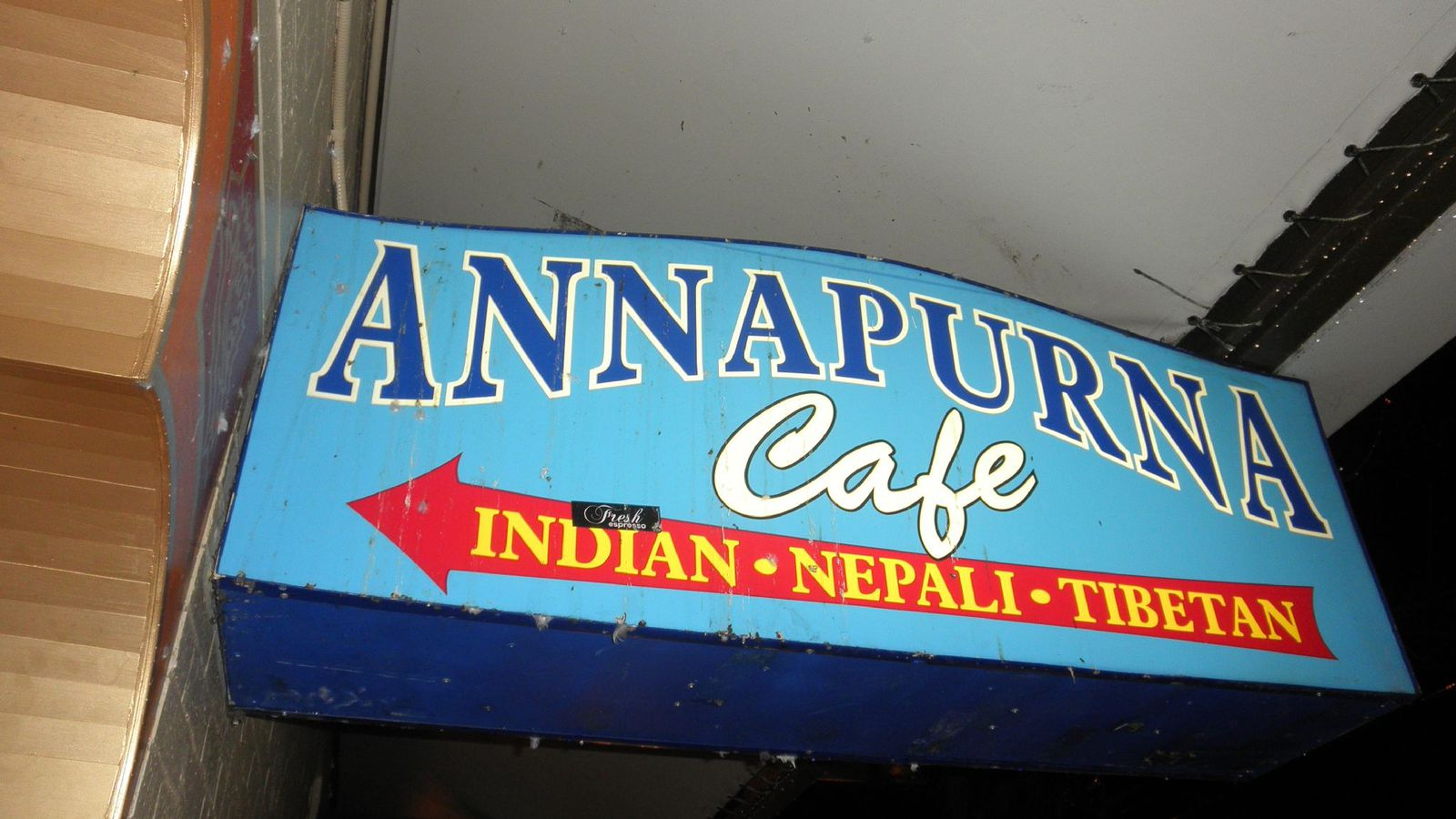 Annapurna restaurant opens new yeti bar eater seattle for Annapurna cuisine los angeles