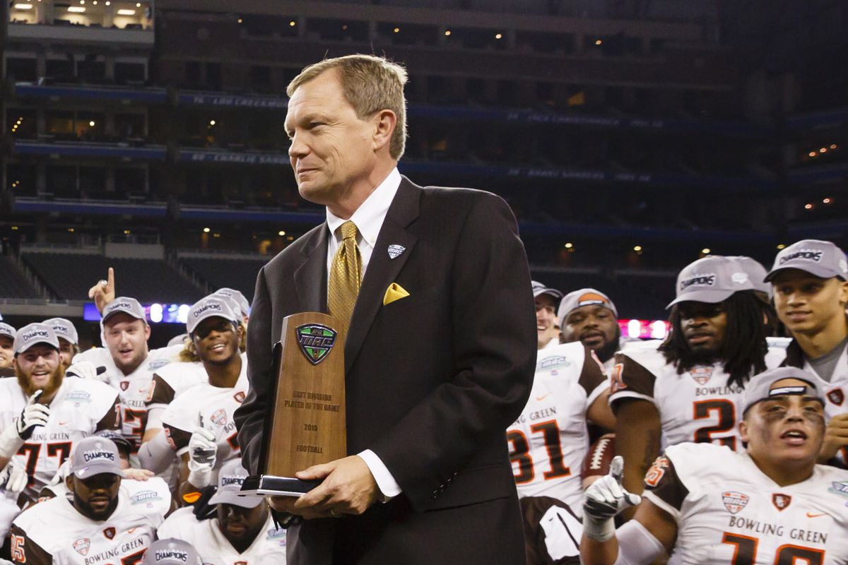 NCAA Football: MAC Championship-Bowling Green vs Northern Illinois