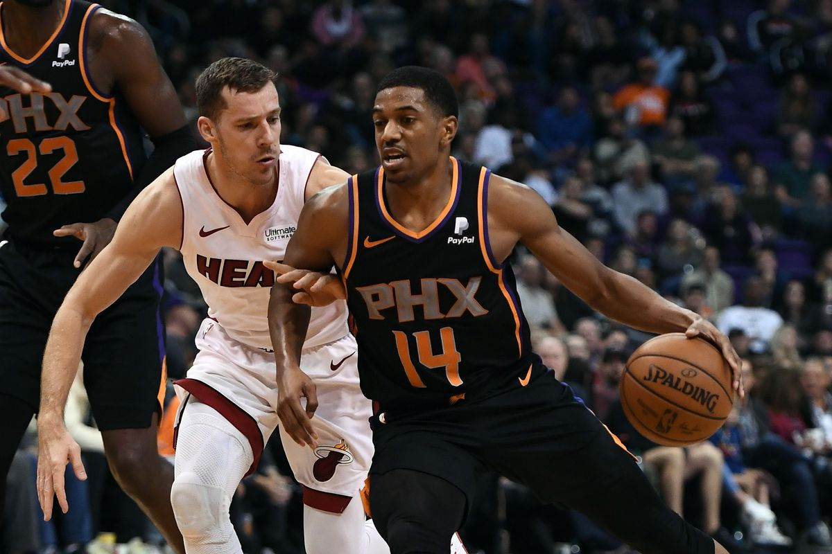 cheap for discount 88ae4 1c194 Is De'Anthony Melton the Phoenix Suns' point guard of the ...