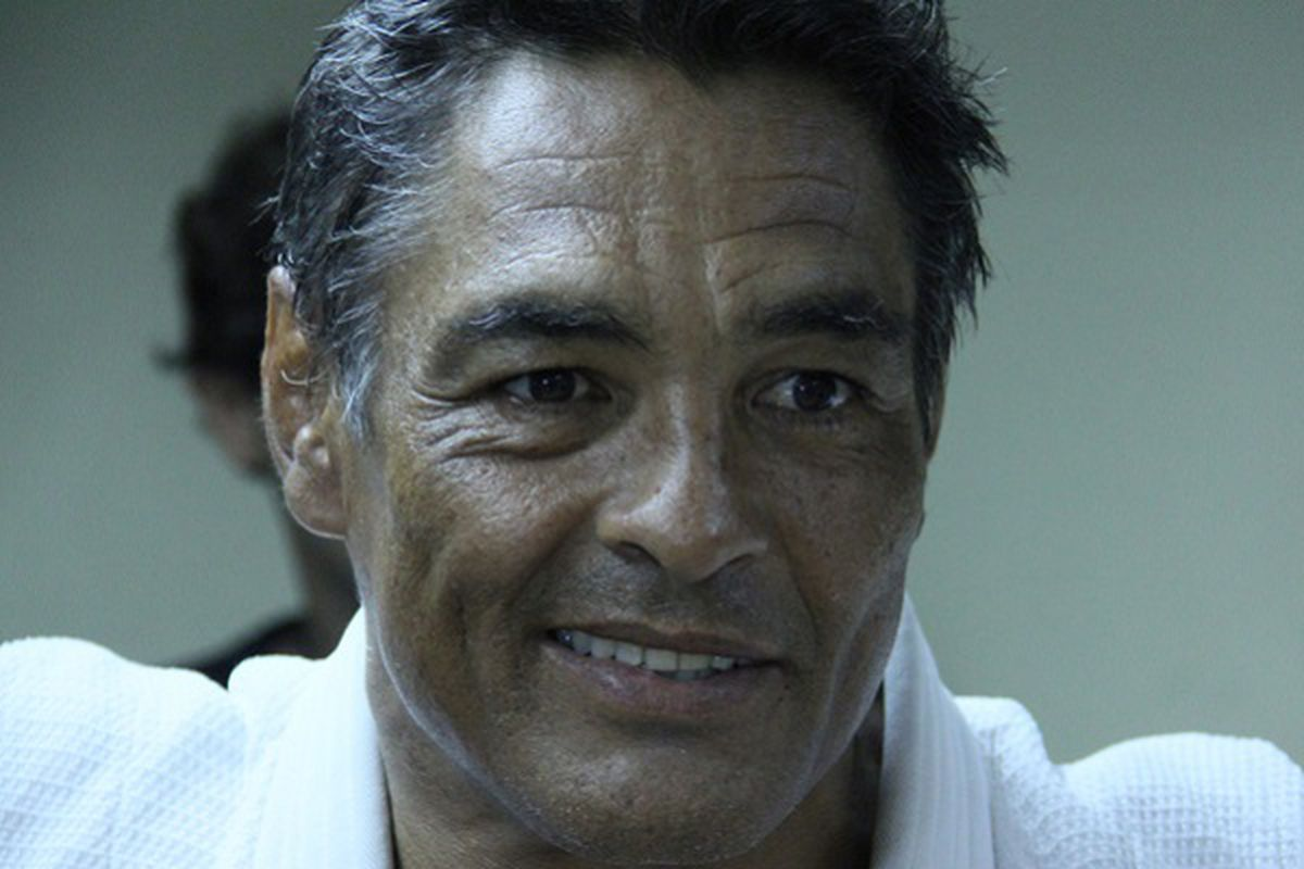 Rickson Gracie likes Metamoris, but rules out return - MMA ...