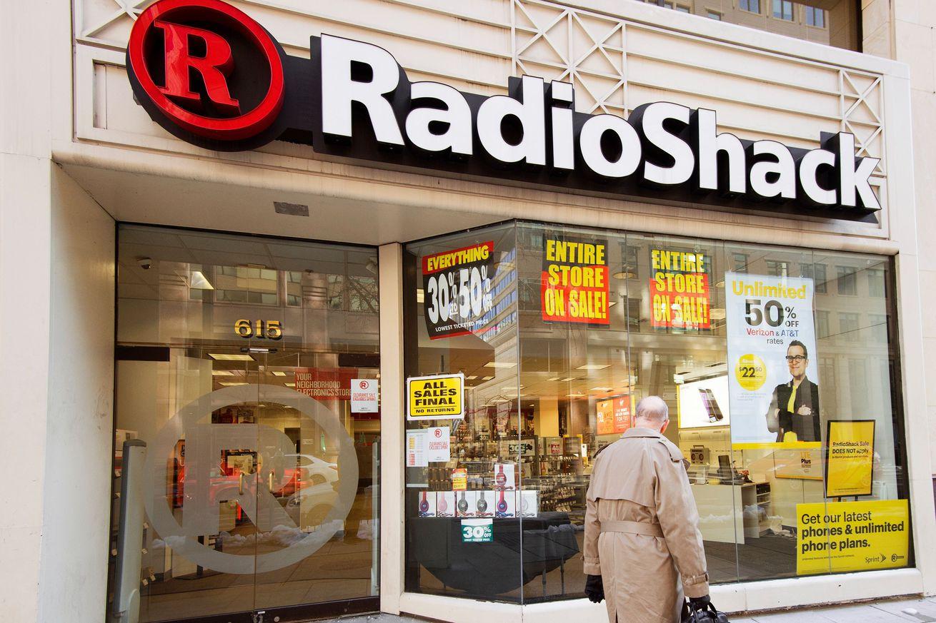 US-RETAIL-ELECTRONICS-RADIOSHACK