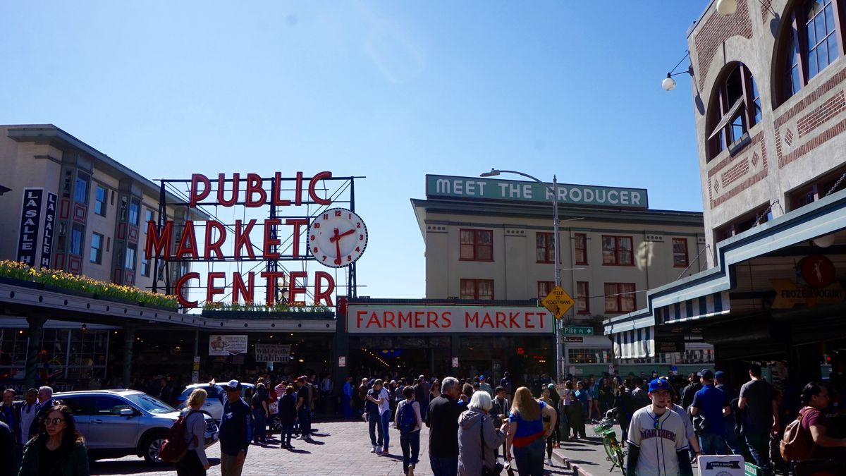 The Best Places To Eat In Pike Place Market Seattle Eater