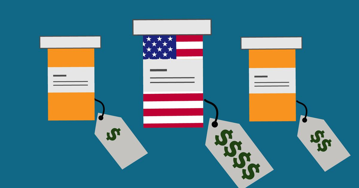 Why prescription drugs cost more in America