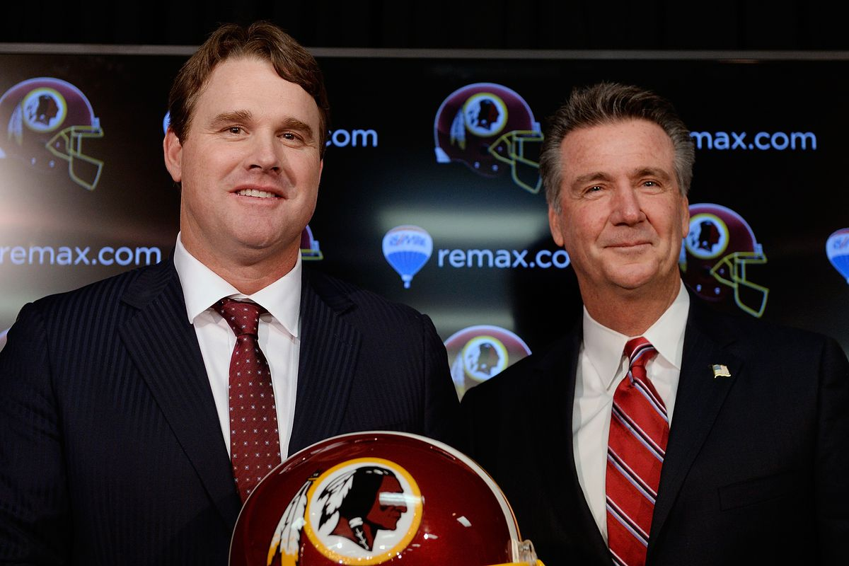 Washington Redskins Introduce Jay Gruden