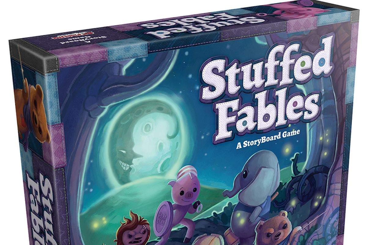 Stuffed Fables is the dungeon crawler you can play with your kids
