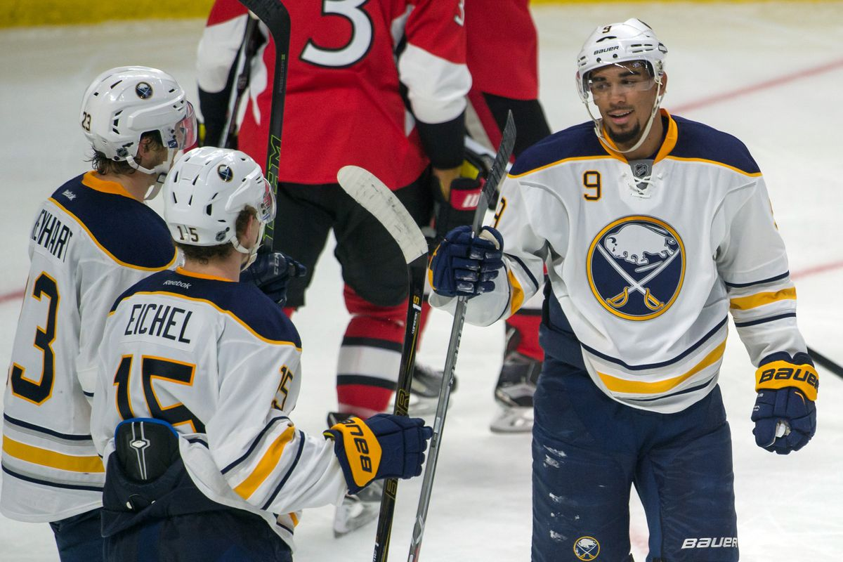 NHL: Preseason-Buffalo Sabres at Ottawa Senators