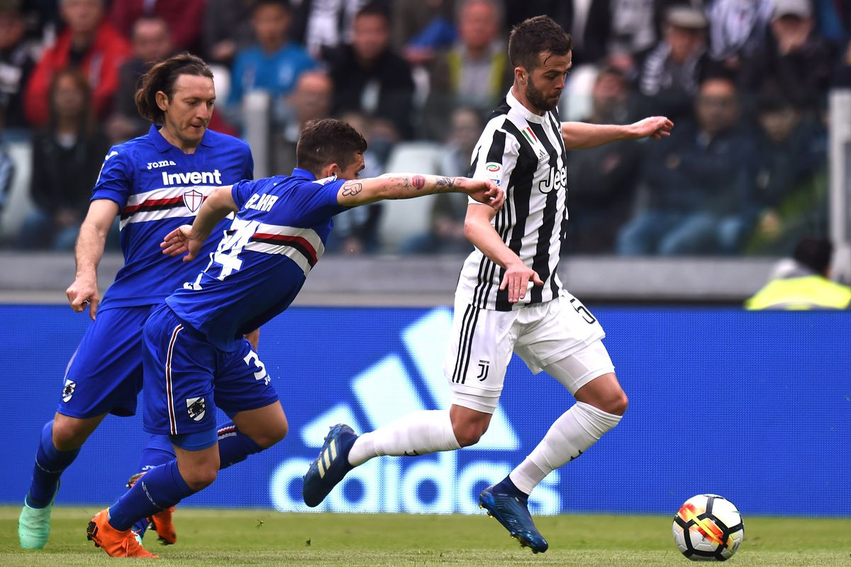 Juventus Vs Sampdoria Match Preview Time Tv Schedule And How To Watch The Serie A Black White Read All Over