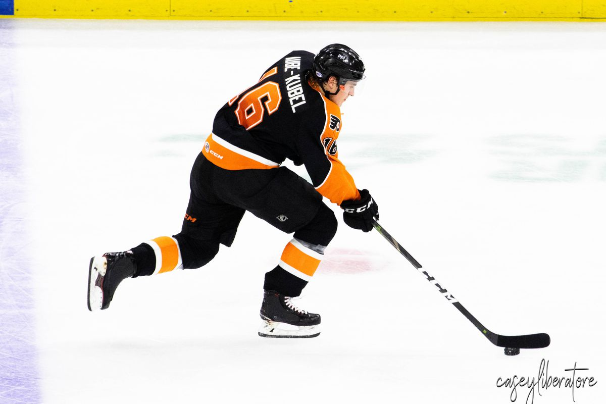Lehigh Valley Phantoms report cards: Forwards (part one)