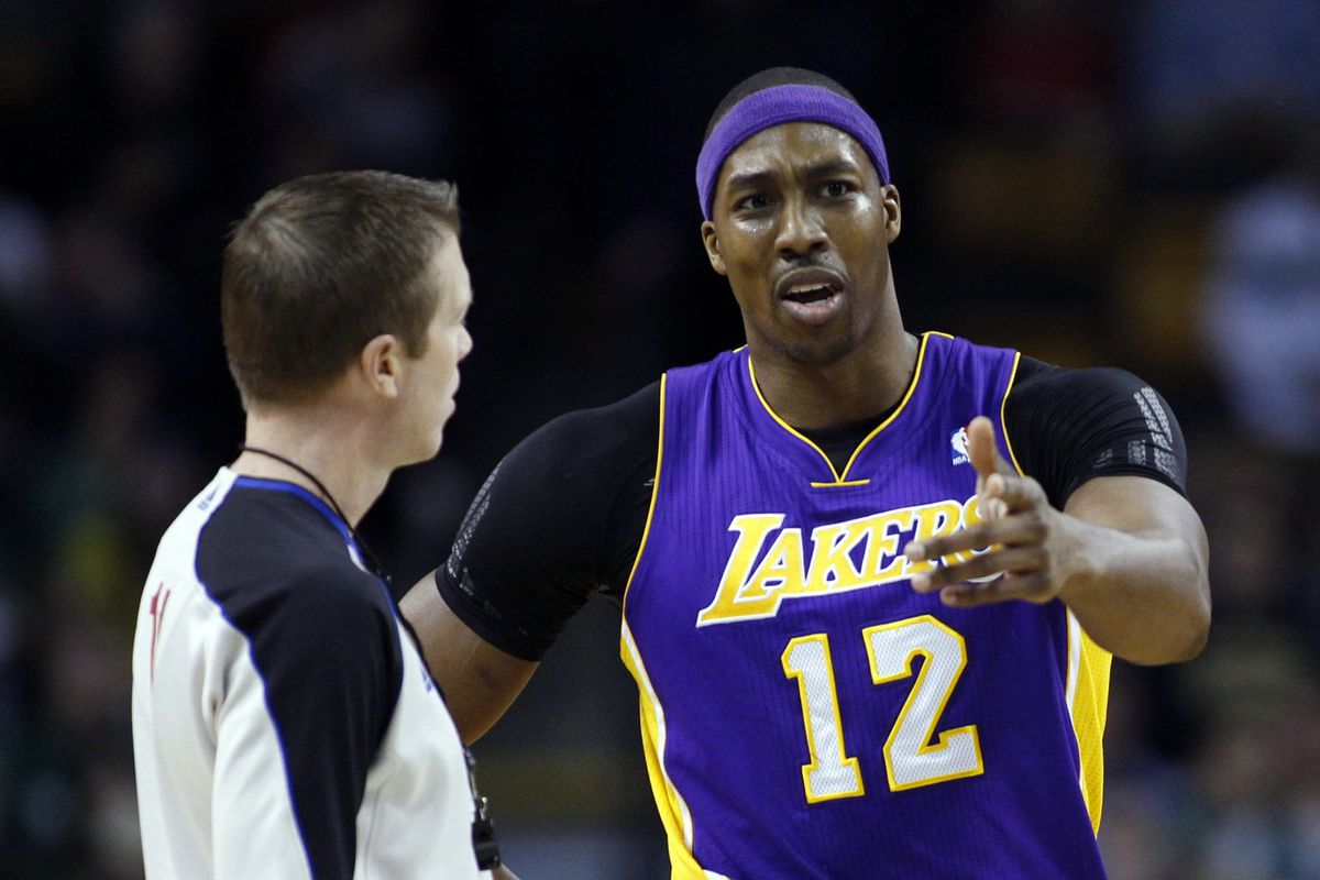 b1dfefd4e41 NBA scores  Dwight Howard clearly not himself in blowout loss to Celtics