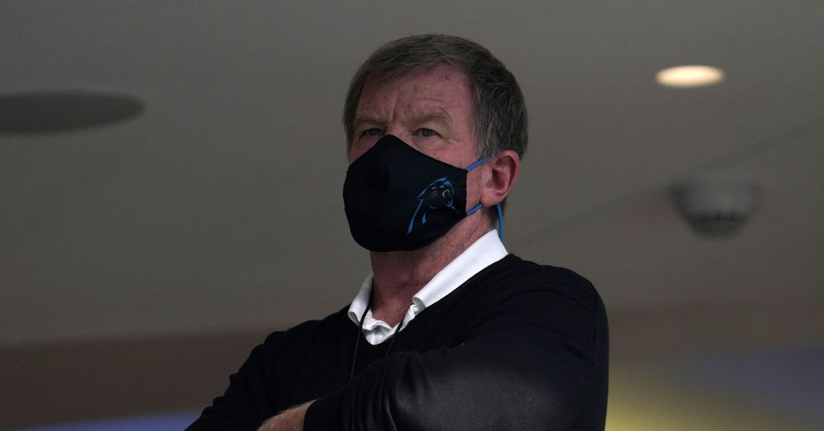 Photo of Panthers have fired general manager Marty Hurney, per reports   Jonathan DeLong