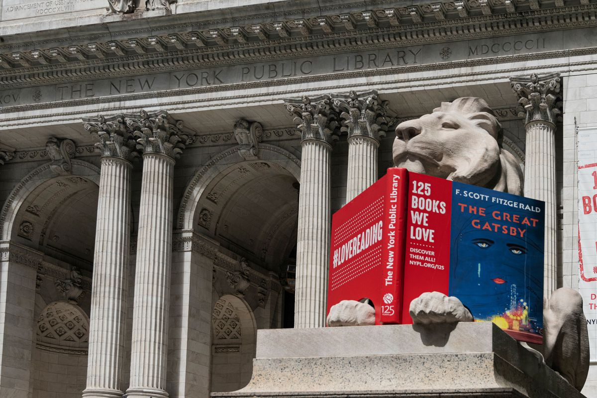 The New York Public Library was planning to spend 100 percent of its budget on ebooks during the coronavirus outbreak, May 22, 2020.