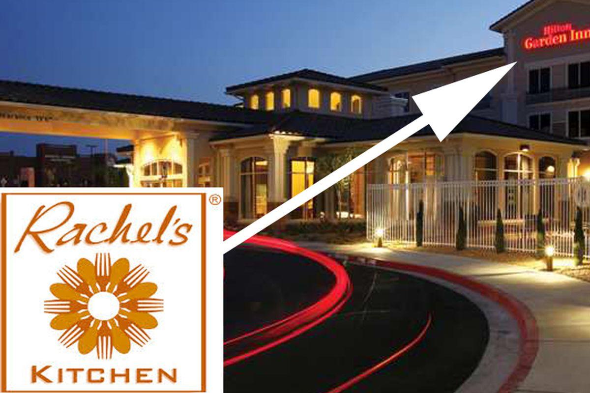 rachels kitchen hilton garden inn - Rachels Kitchen
