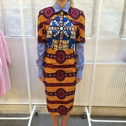 A Stella Jean dress