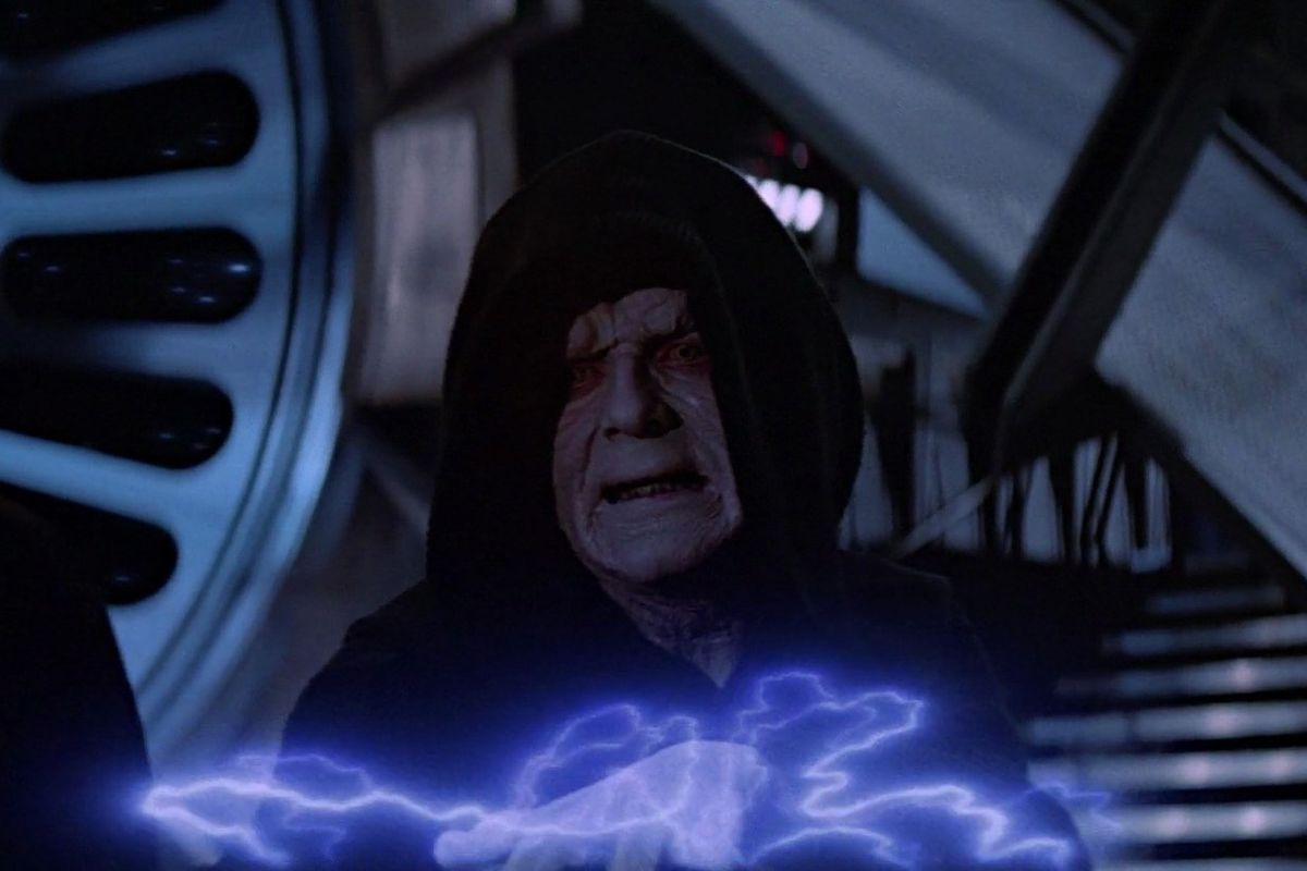 Image result for the emperor palpatine
