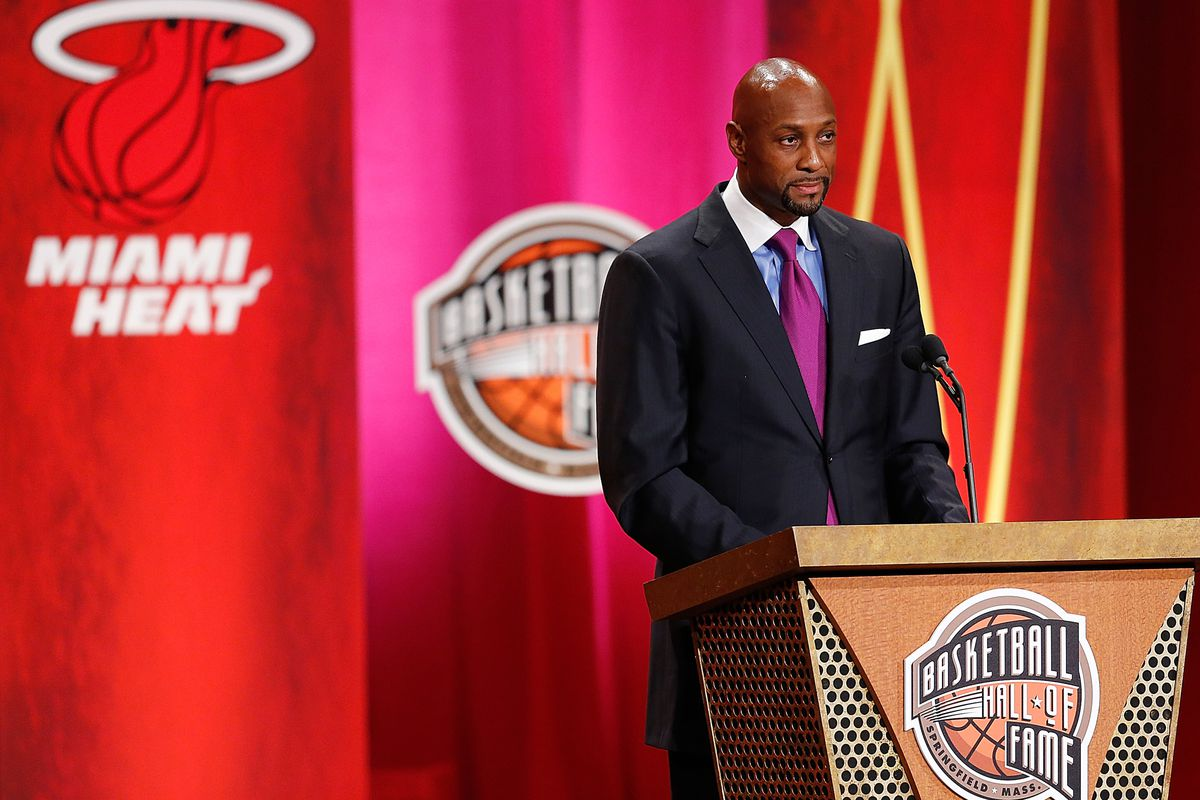 Would a player like Alonzo Mourning be helped or hurt by by an NBA-only Hall of Fame?