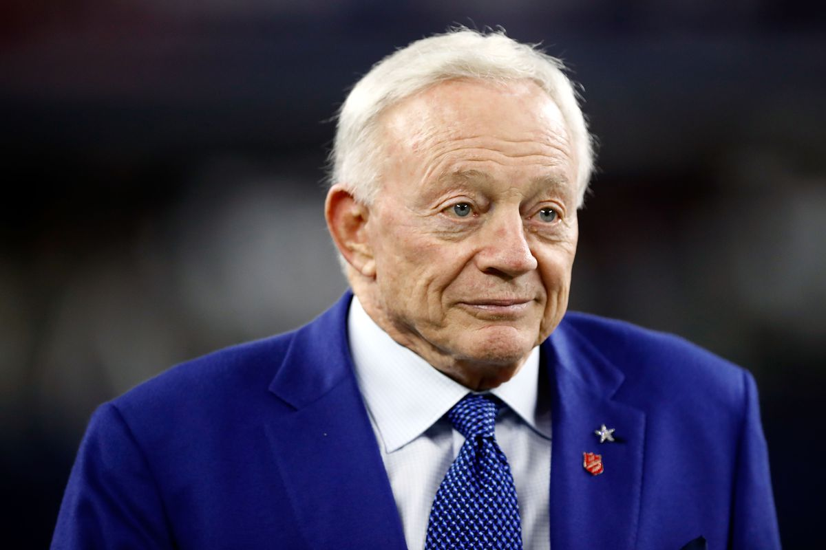 3d93b684 Eagles News: Jerry Jones says the Cowboys aren't all that different from  the undefeated Rams