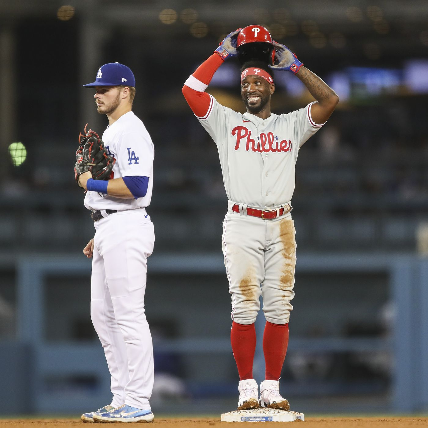 Miscake - Dodgers 3, Phillies 1 - The Good Phight