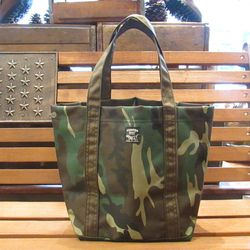 """Pointer Brand makes this camo tote bag ($70), available at <a href=""""http://totembrandco.com/  """">Totem Brand</a> in the South Street Headhouse District. It's lightweight and durable. Wear it now, wear it in the spring; it works for all seasons."""
