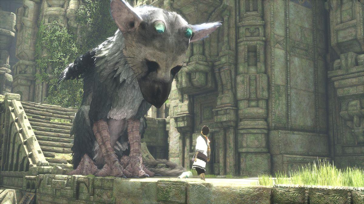 The Last Guardian - E3 2015 screenshots