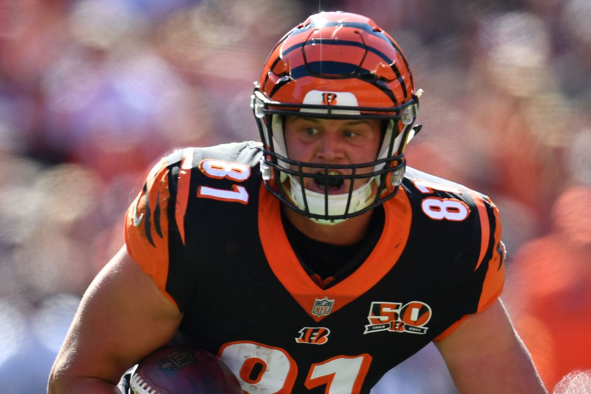 Is Tyler Kroft on pace to replace Tyler Eifert Cincy Jungle