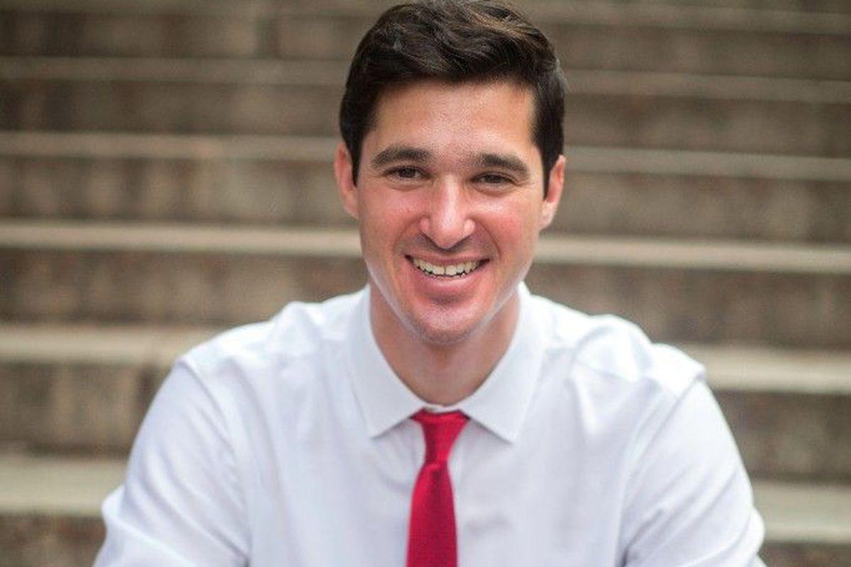 Josh Thompson, 31, is seeking the Democratic nomination for New York City mayor.
